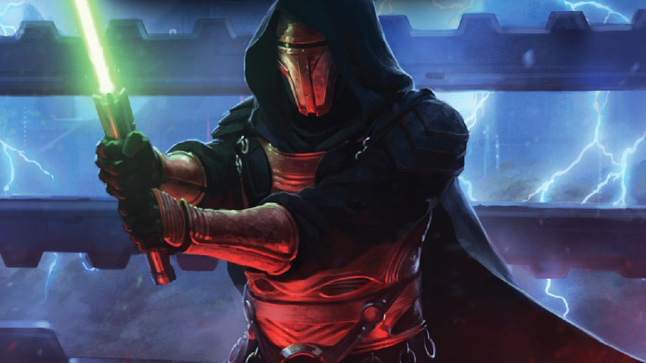 Galaxy of Heroes get creative to announce Revan is coming to the game