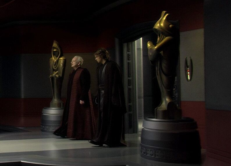 Were there flaws in Palpatine's plan for galactic conquest?