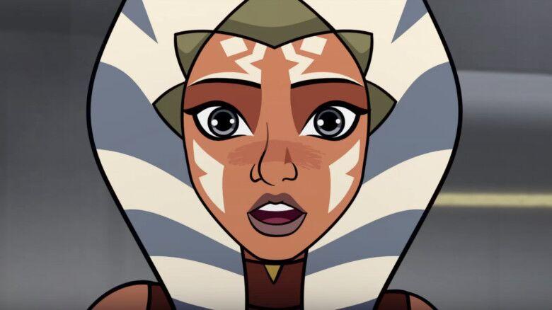 Star Wars Forces of Destiny Ahsoka knew Anakin Skywalker