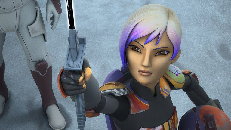 ce70e425a Star Wars theory: Will Sabine Wren appear in The Mandalorian?