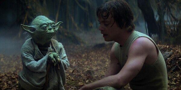 Fans have chosen: Puppet Yoda