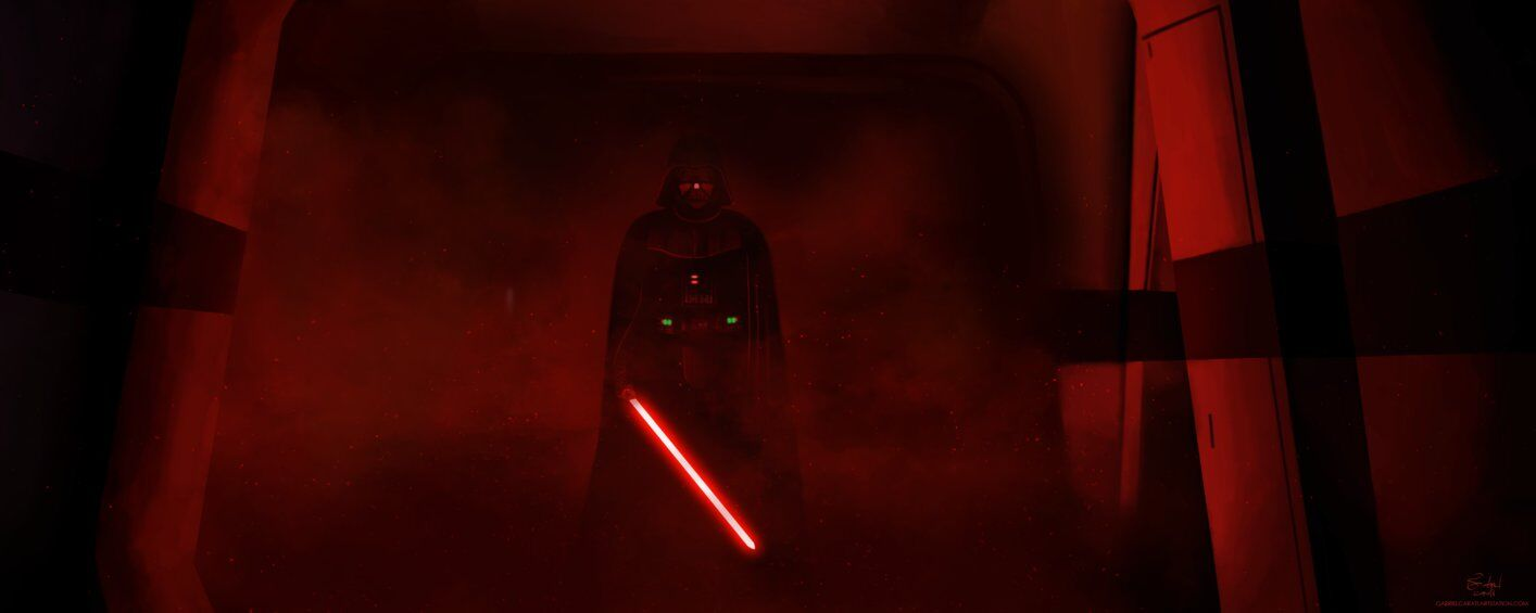 Lucasfilm lifts copyright claim on Star Wars Theory's Vader fan film