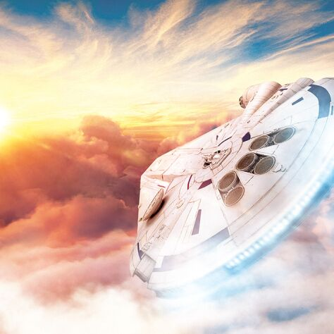 Ranking The Top 10 Spaceships In The Star Wars Franchise