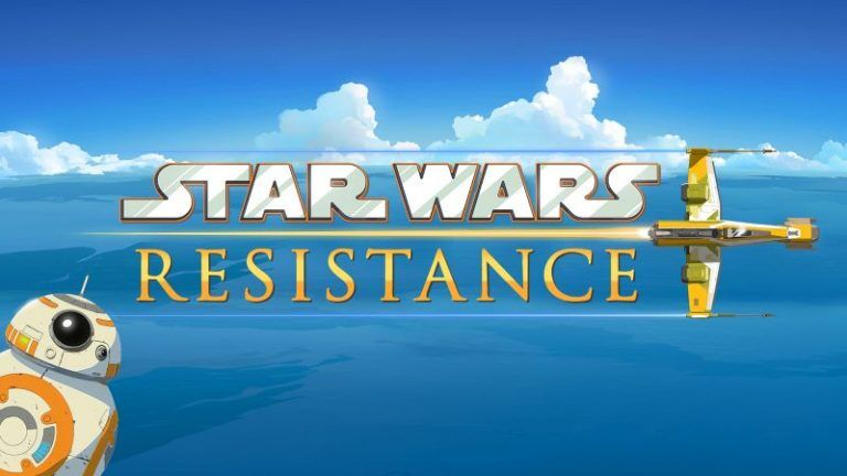 Star Wars Resistance animated series character details revealed