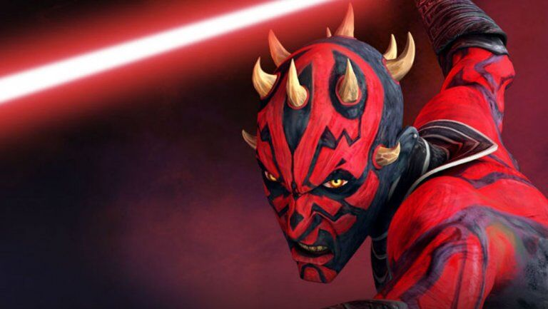 Looking back at The Phantom Menance's Sith Lord Darth Maul