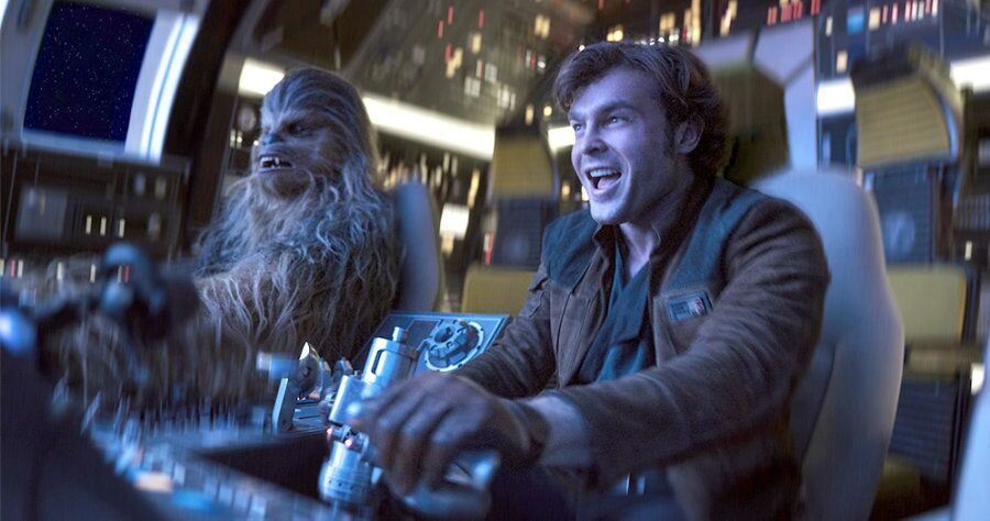 Solo: A Star Wars Story deserves that Oscar win