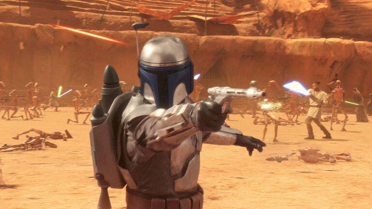 Jon Favreau Introduces New Star Wars Series The Mandalorian