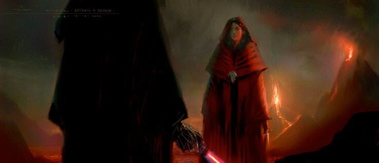 Revenge of the Sith: Can Anakin's assault on Padmé on Mustafar be classified as domestic abuse?