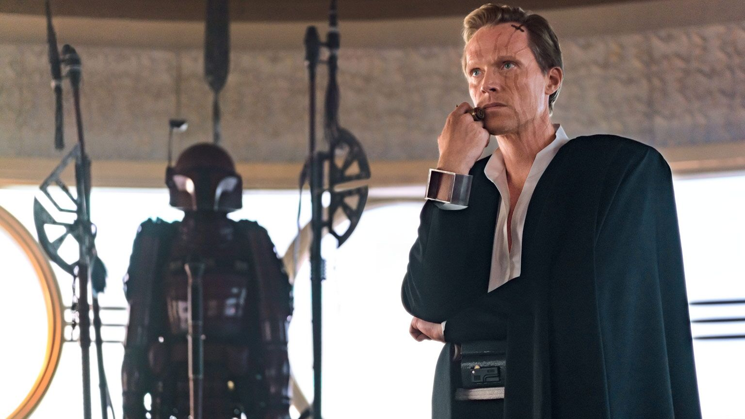 Solo actor Paul Bettany reacts to film's criticism