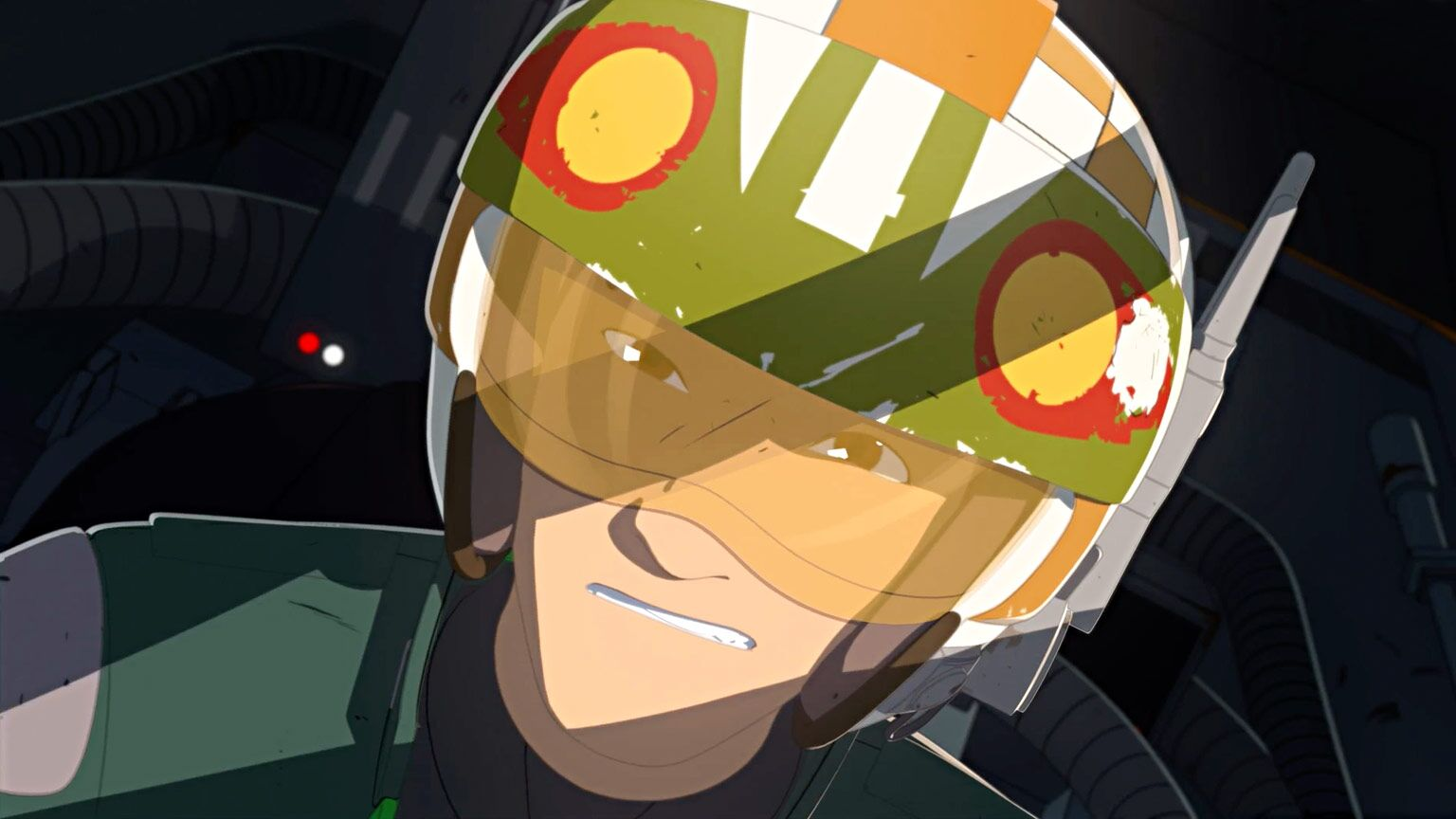 Star Wars: Resistance star Christopher Sean recalls experiencing Star Wars for the first time