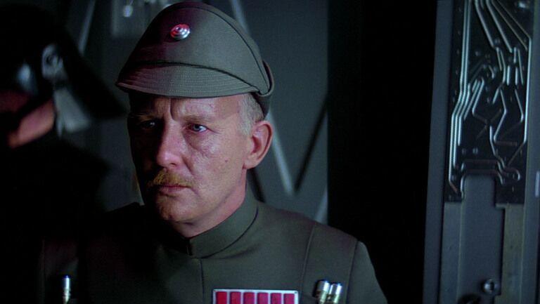 Was Admiral Ozzel a Rebel spy?