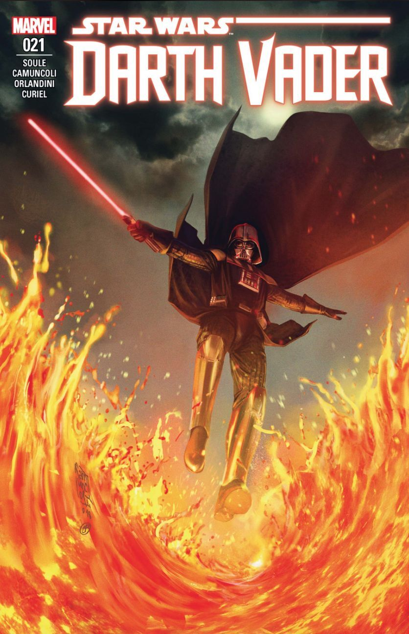 Marvel: This is not the time to boycott Star Wars comics