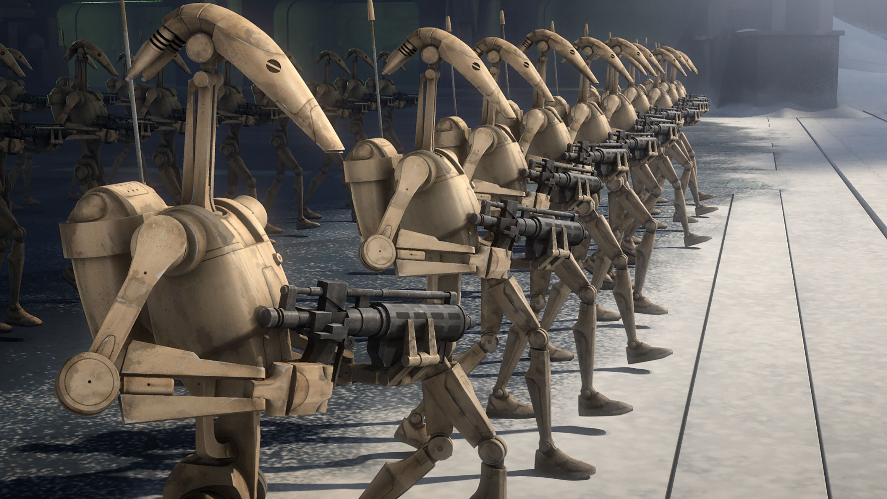 15 dumb things battle droids said during The Clone Wars