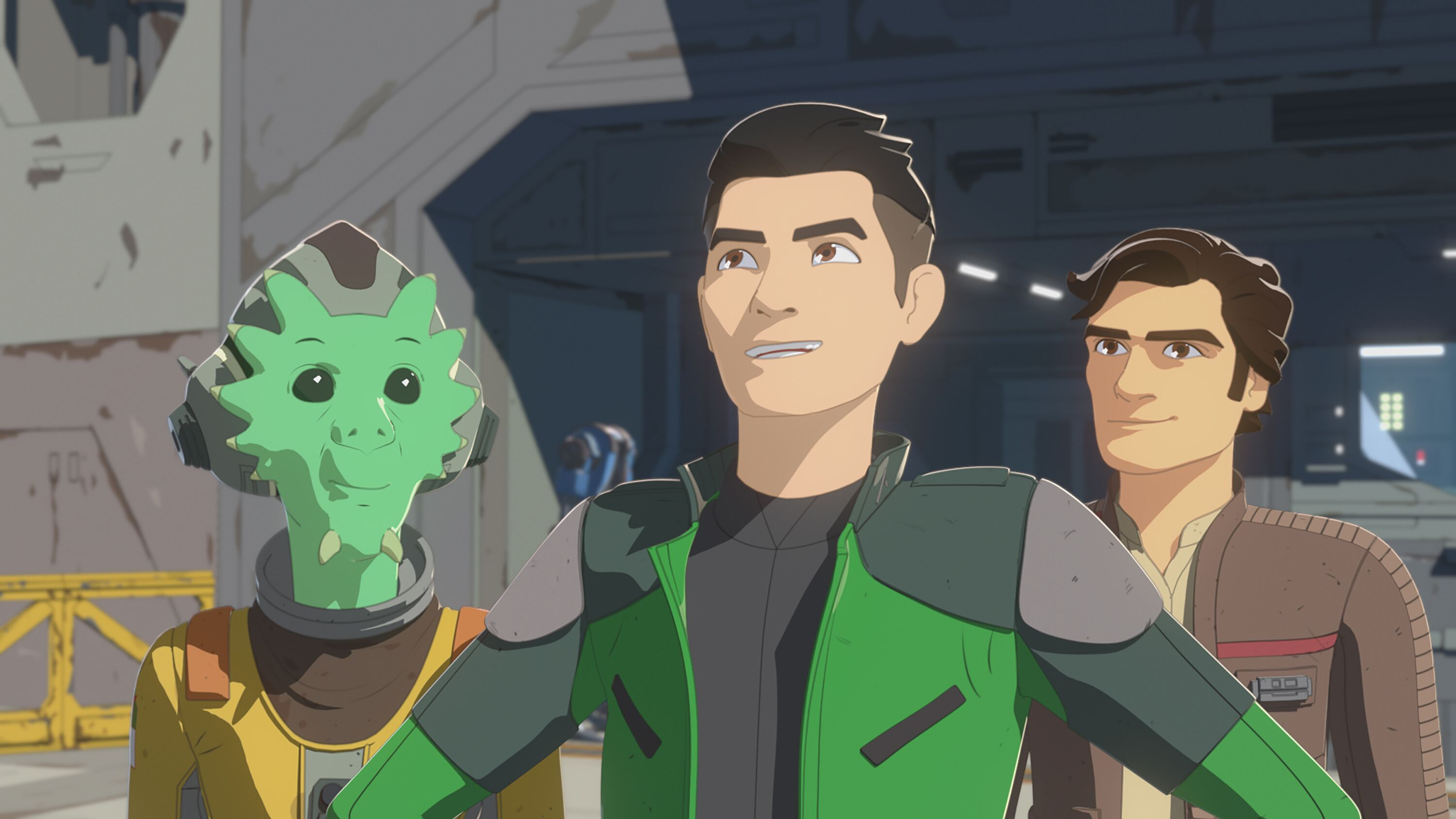 Star Wars: Resistance: Will we ever see a Force user on the show?