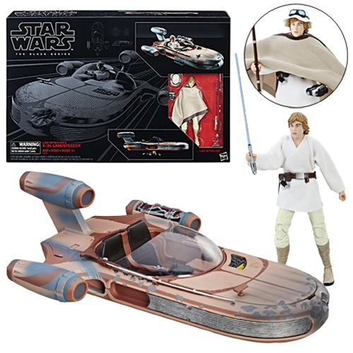 Want to win some Star Wars items from Entertainment Earth? Here's how.