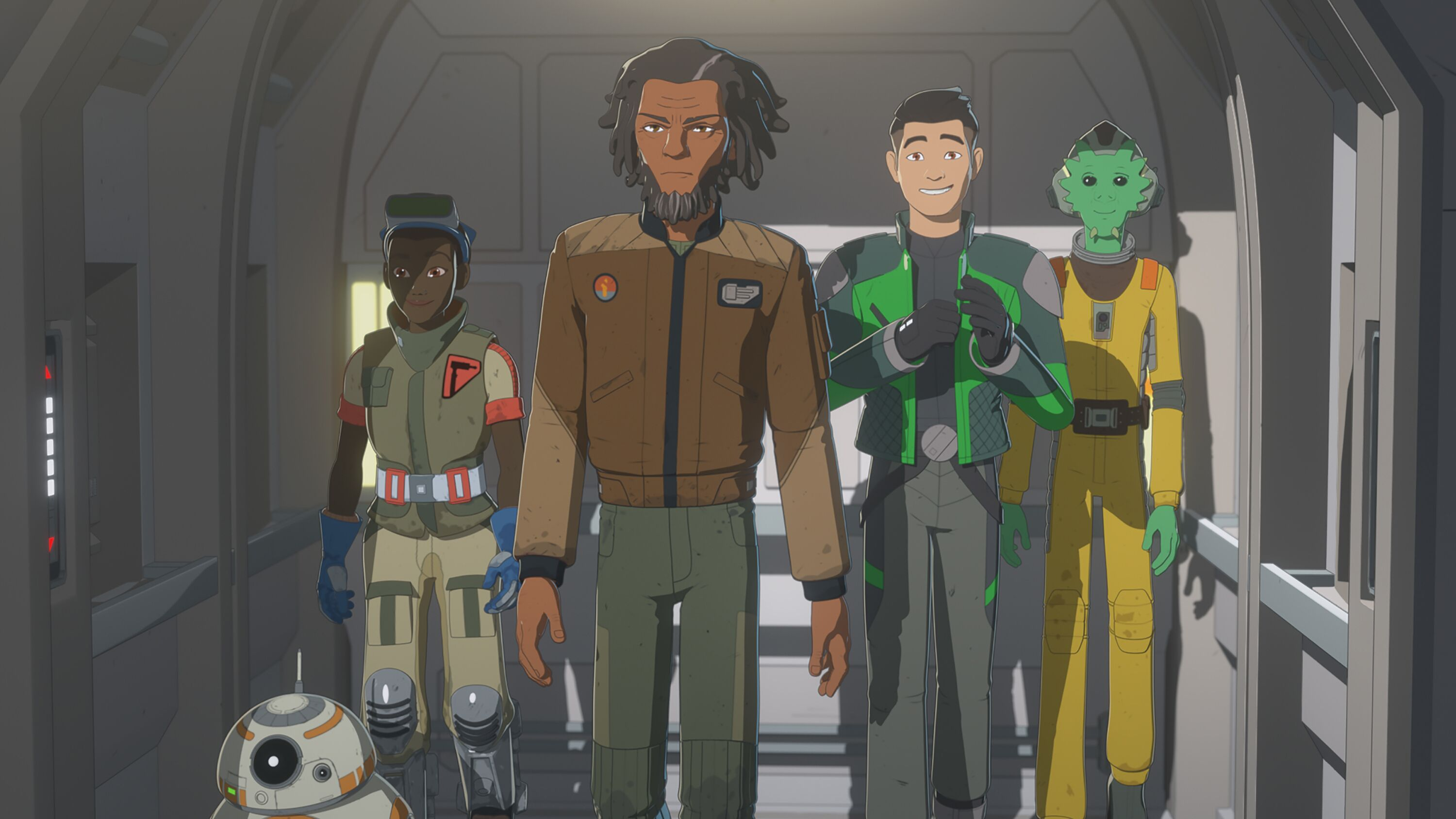 Star Wars Resistance: Why is the series ending after just two seasons?