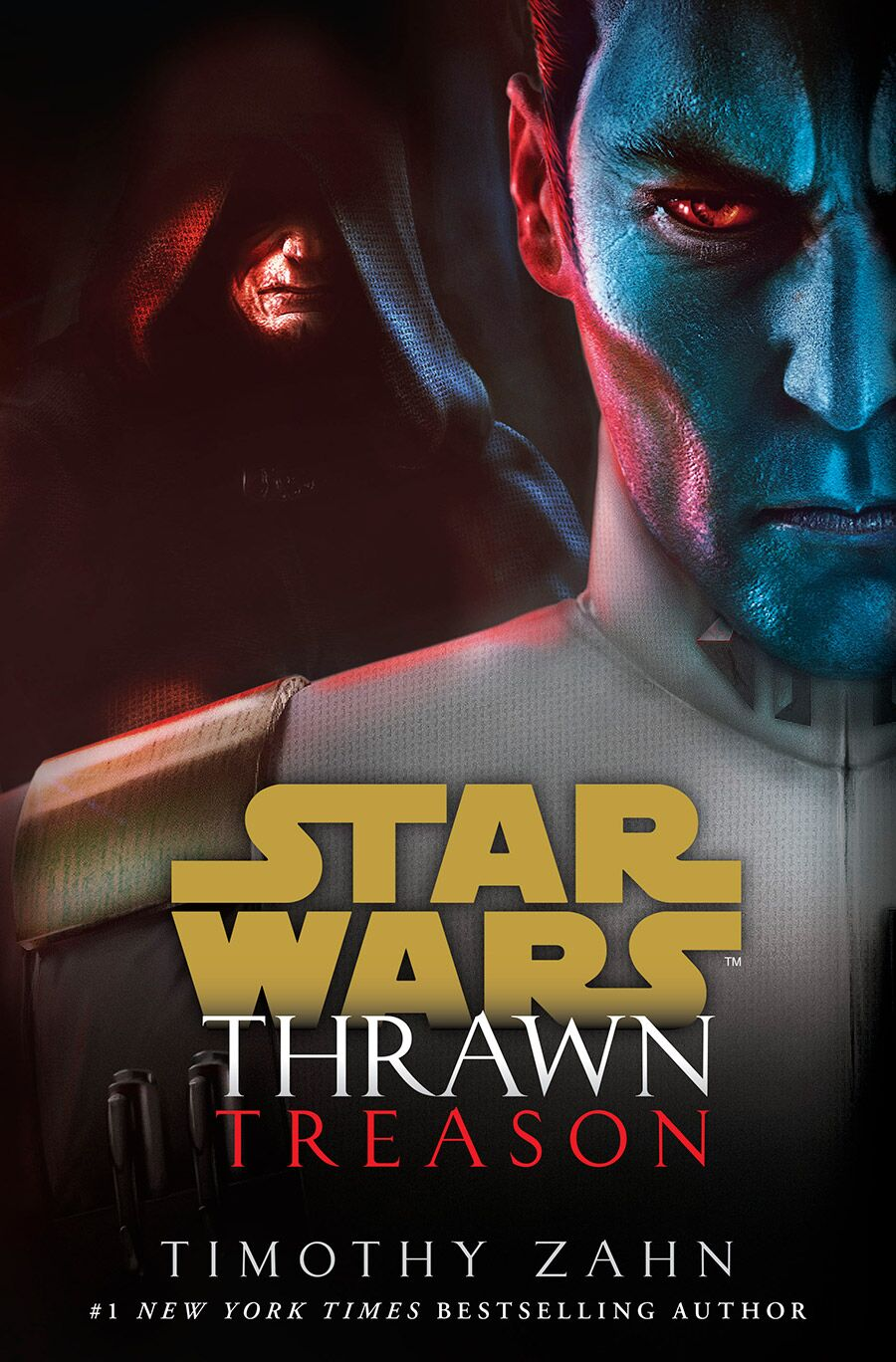 Review: Thrawn: Treason is a spacefaring mystery worth the read