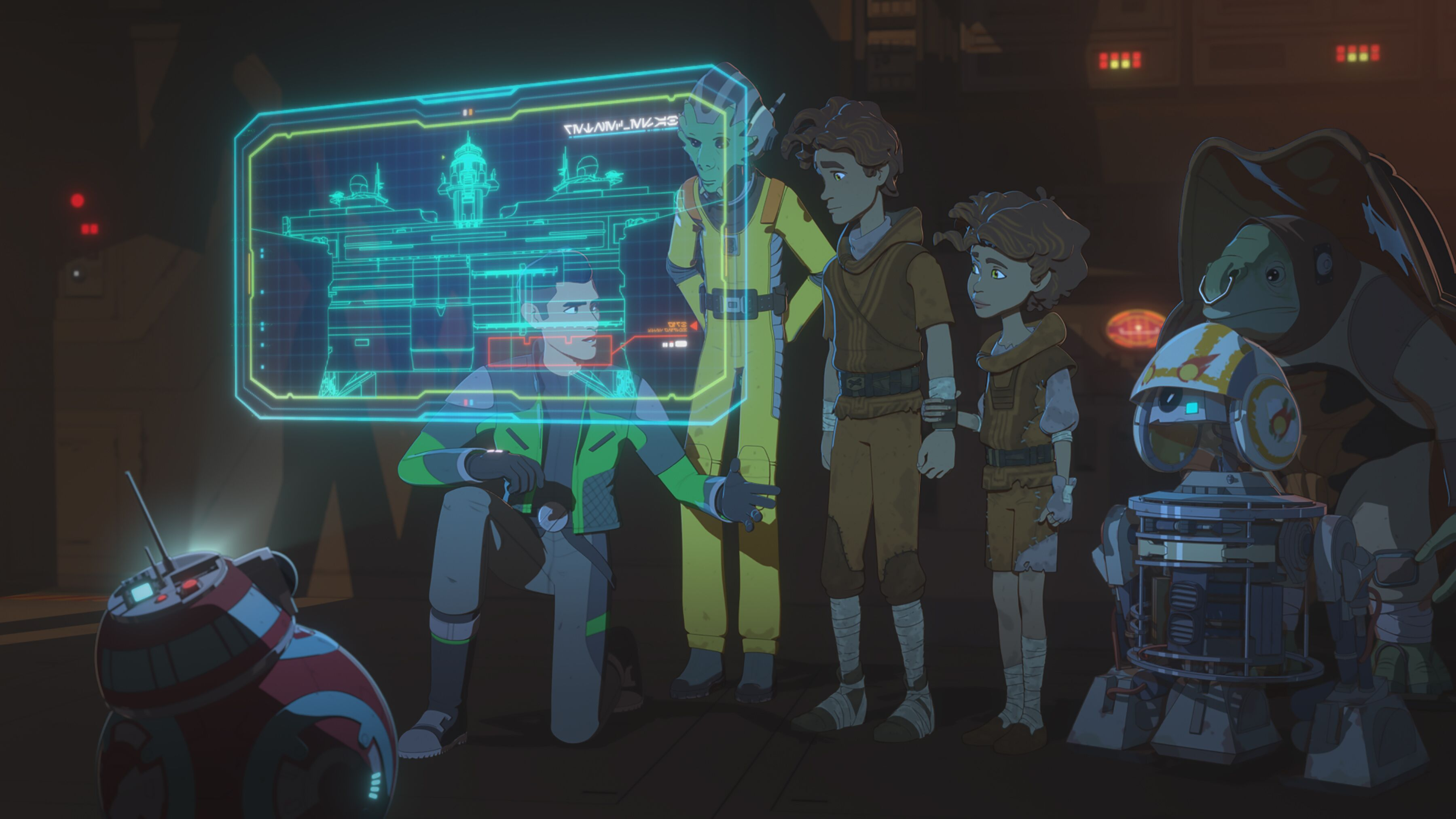 Star Wars Resistance: What can we expect from Season 2?