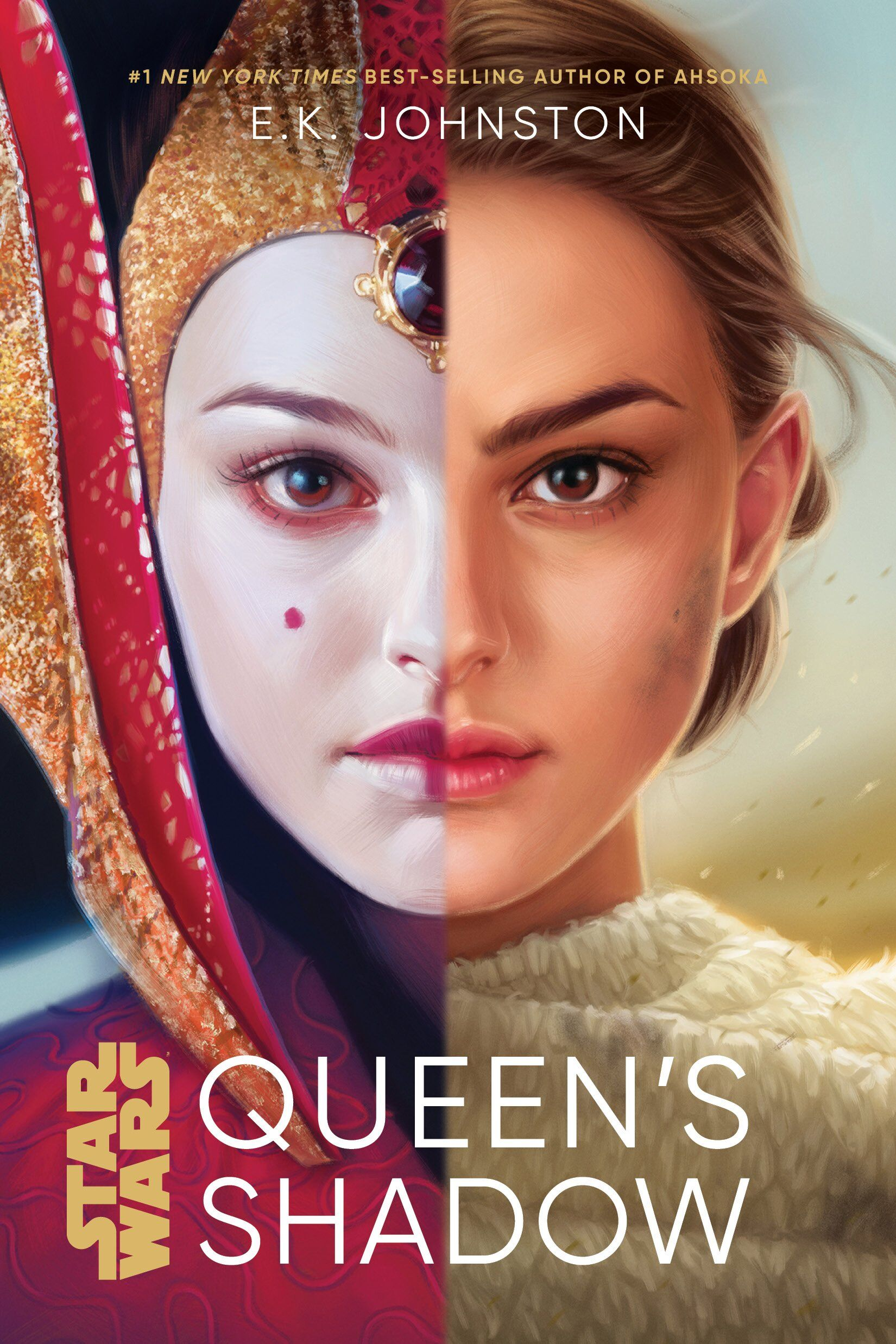 Star Wars: Queen's Shadow — a Padmu00e9 Amidala tale — arrives in bookstores today
