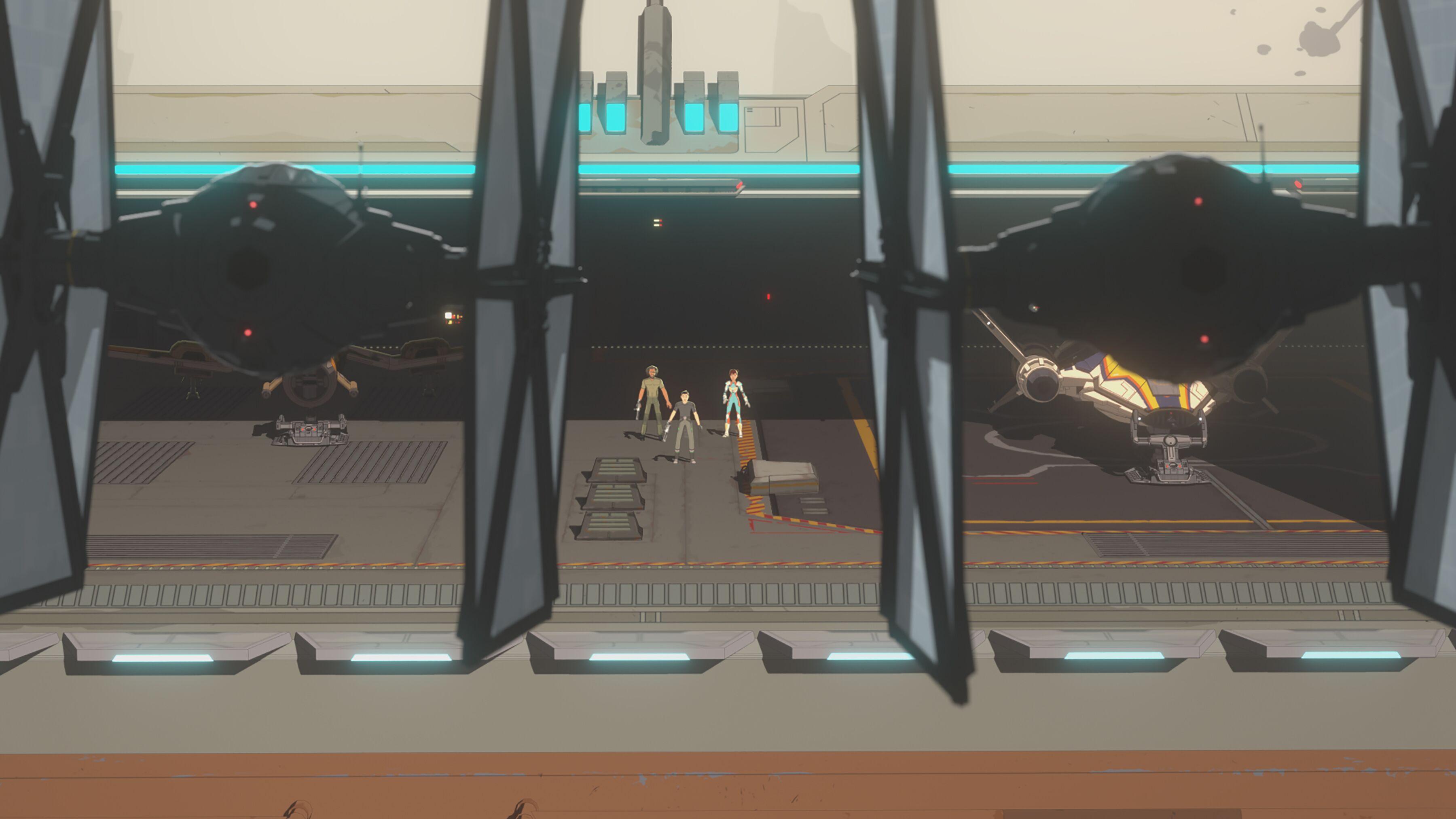 Resistance is not futile: A skeptic's review of Star Wars Resistance first season