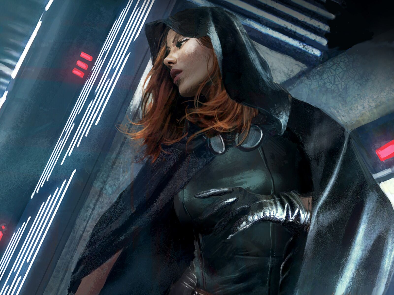 We have an idea who could play Mara Jade and it's not who you might think