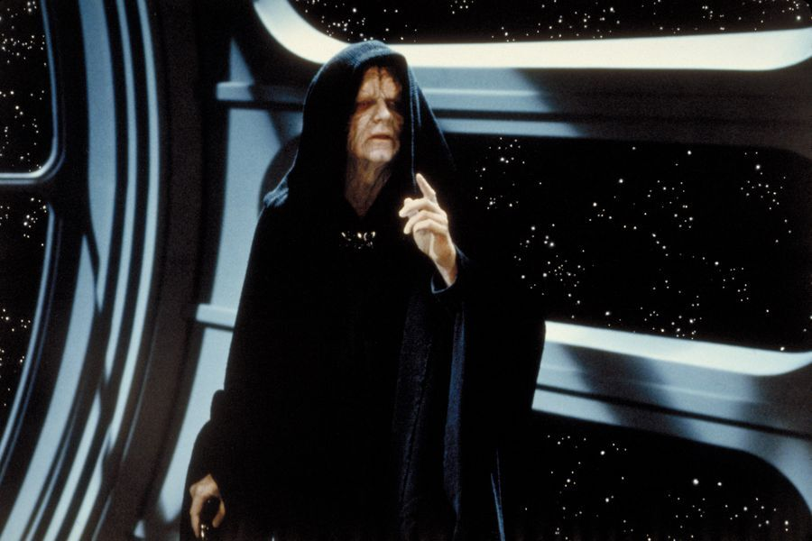 What did Palpatine think lying about Padmé's death would accomplish?