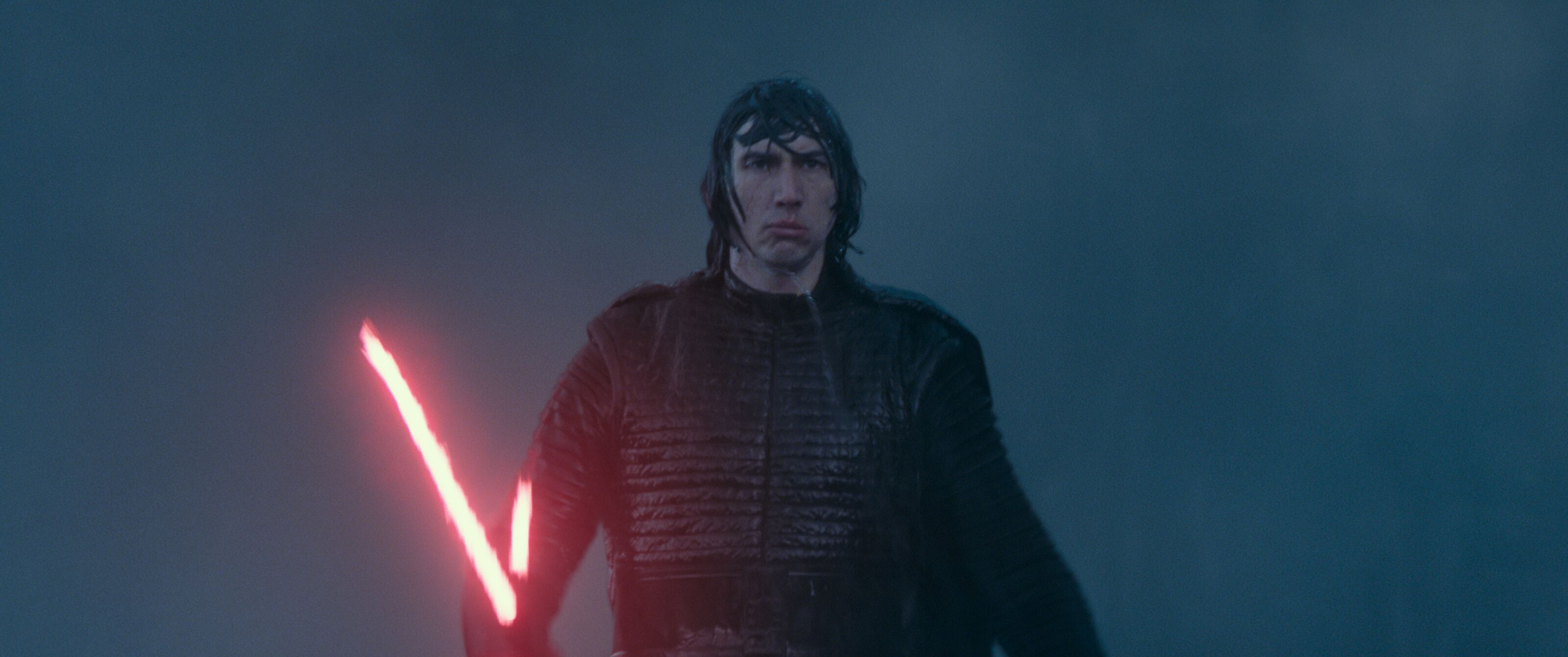 What would Darth Vader really think of Kylo Ren?