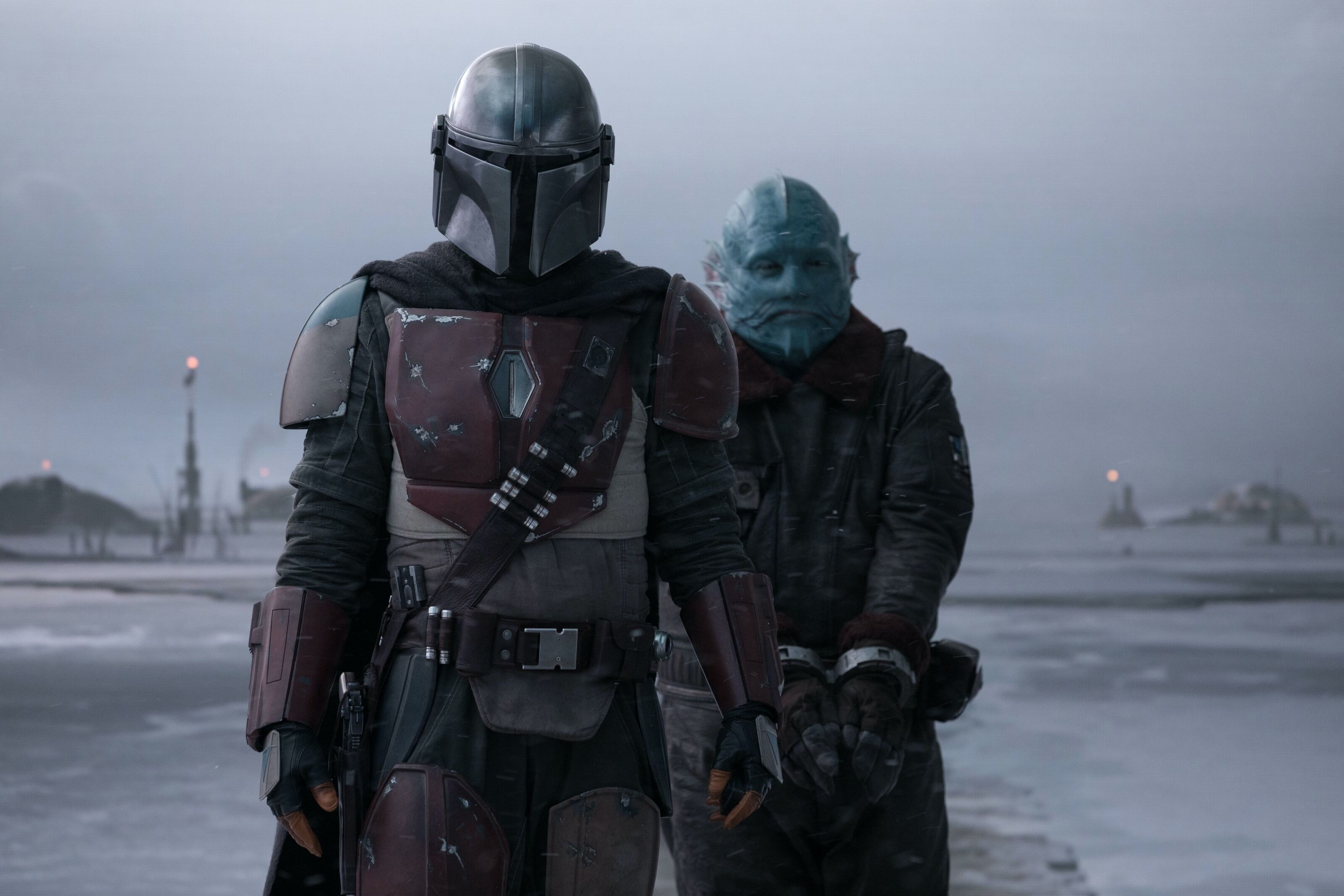 A Mandalorian with ethics and morals: This bounty hunter is soft!