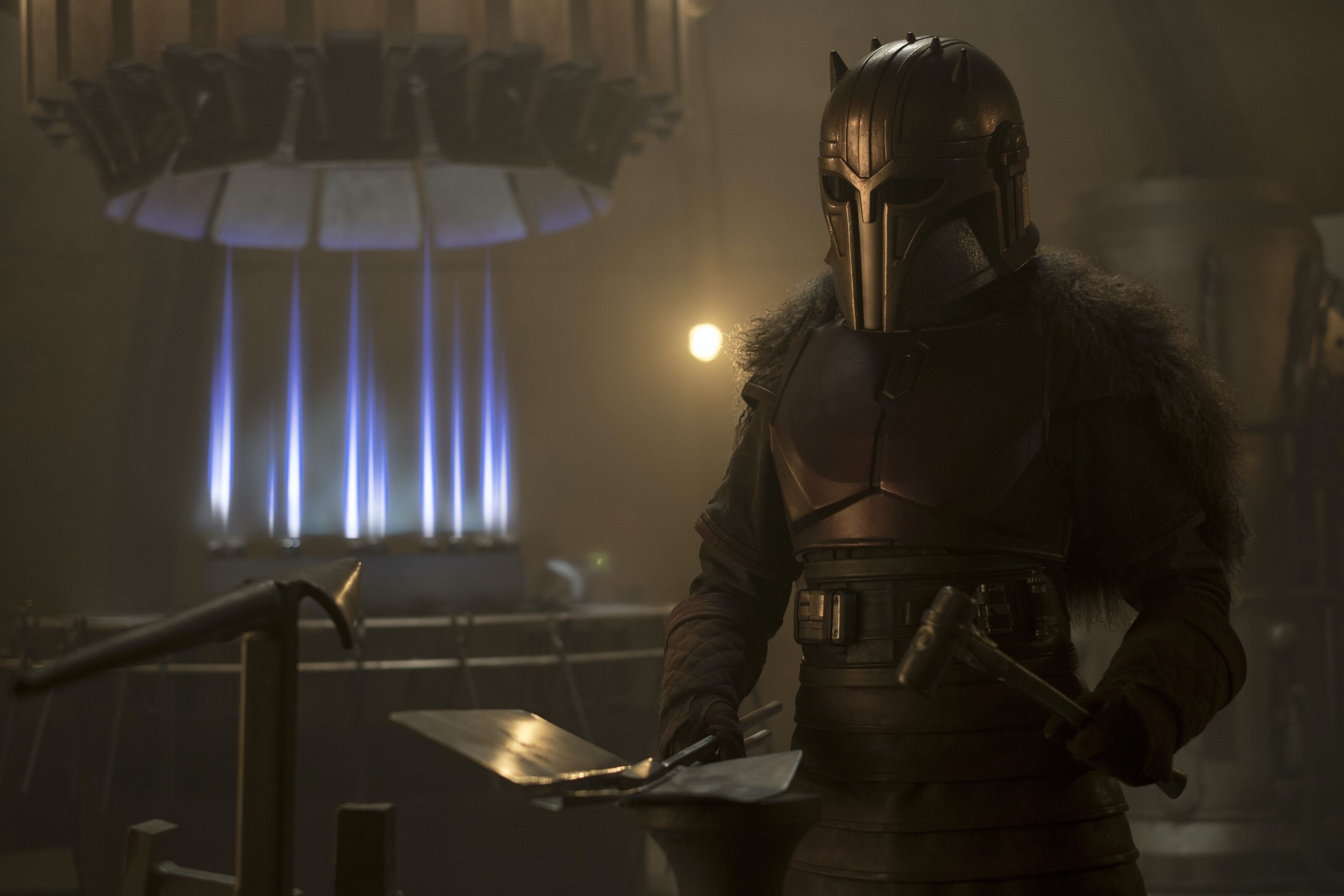 The Mandalorian: 4 actors you may have missed in the series premiere