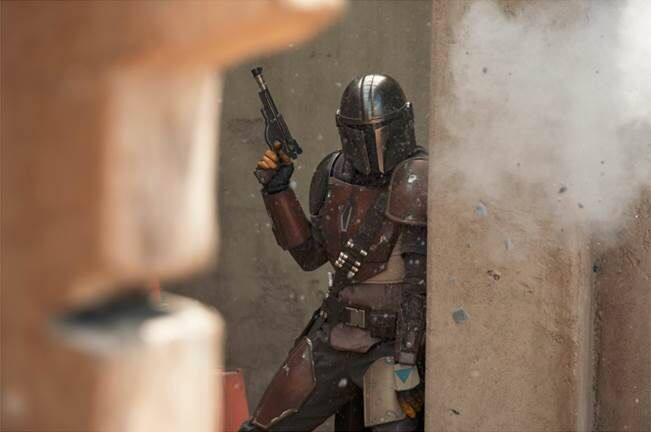 The Mandalorian: Did Dr. Pershing's patch give away his intentions?