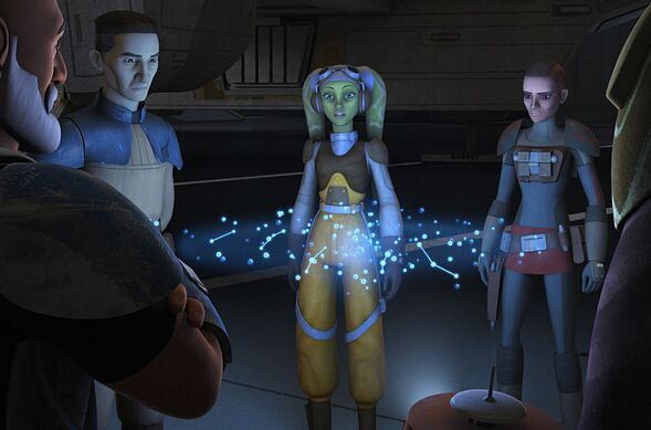 Star Wars Rebels Recap: The Forgotten Droid