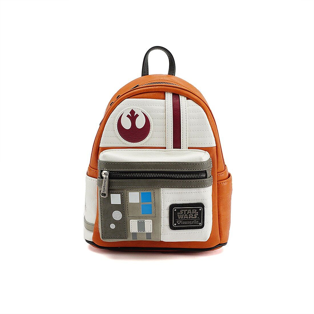 f72f2d7ae0b Star Wars Rebel Cosplay Mini Faux Leather Backpack –  64.00. Image credit   Loungefly