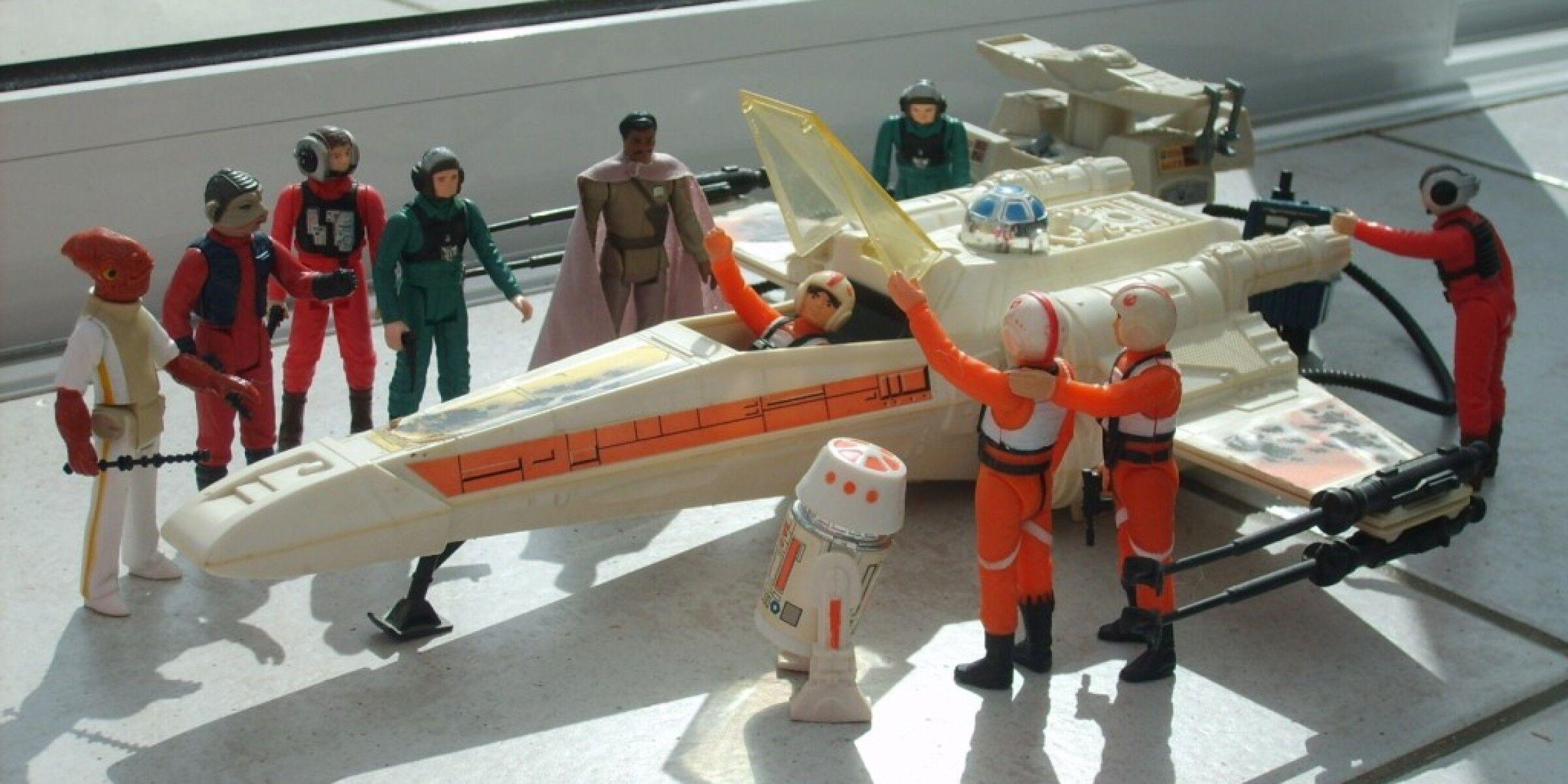 Star wars clone wars 2018 toys