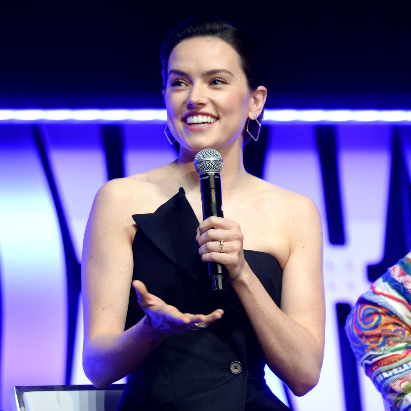 Daisy Ridley may be up for a role in another big movie franchise