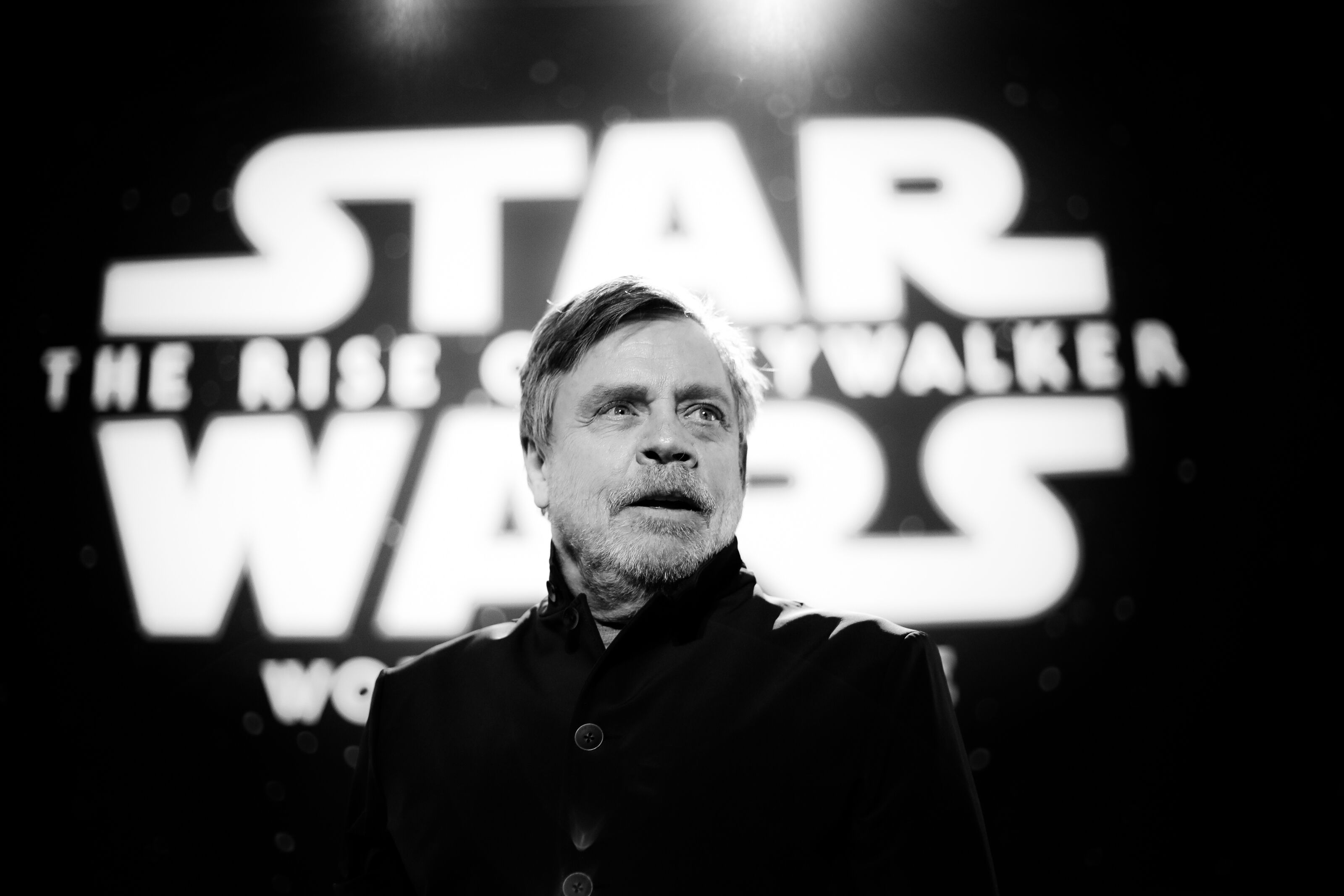Hamill to the Rescue! Actor defends young female fan who was told Star Wars is for boys