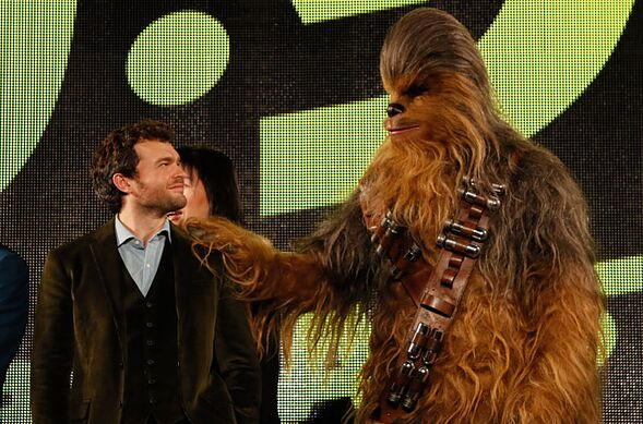 chewbacca and han solo relationship