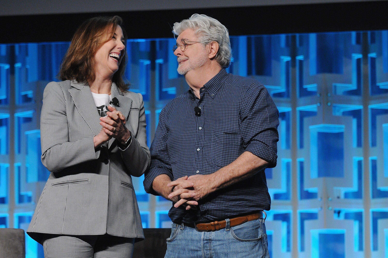 Star Wars rumors: Lucasfilm President Kathleen Kennedy stepping down this Fall?