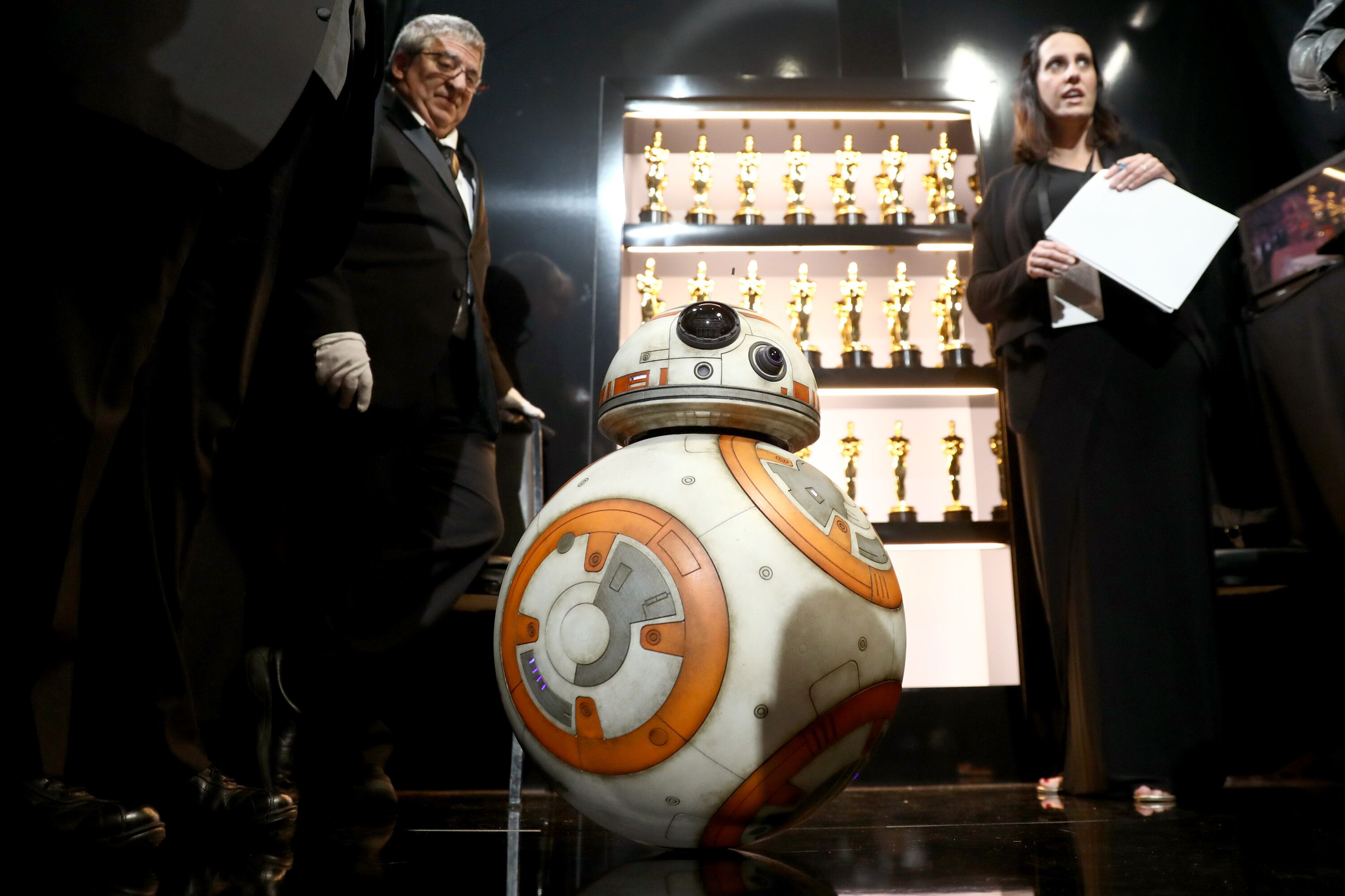 BB-8 puppeteer confirms he's finished filming Star Wars Episode IX