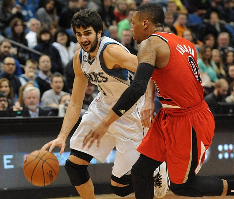 Portland Trail Blazers Roster 2014: Timberwolves Preview: Damian Lillard And The Trail Blazers