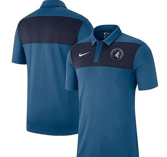 9df03f3c4de929 Minnesota Timberwolves Nike Practice Long Sleeve T-Shirt
