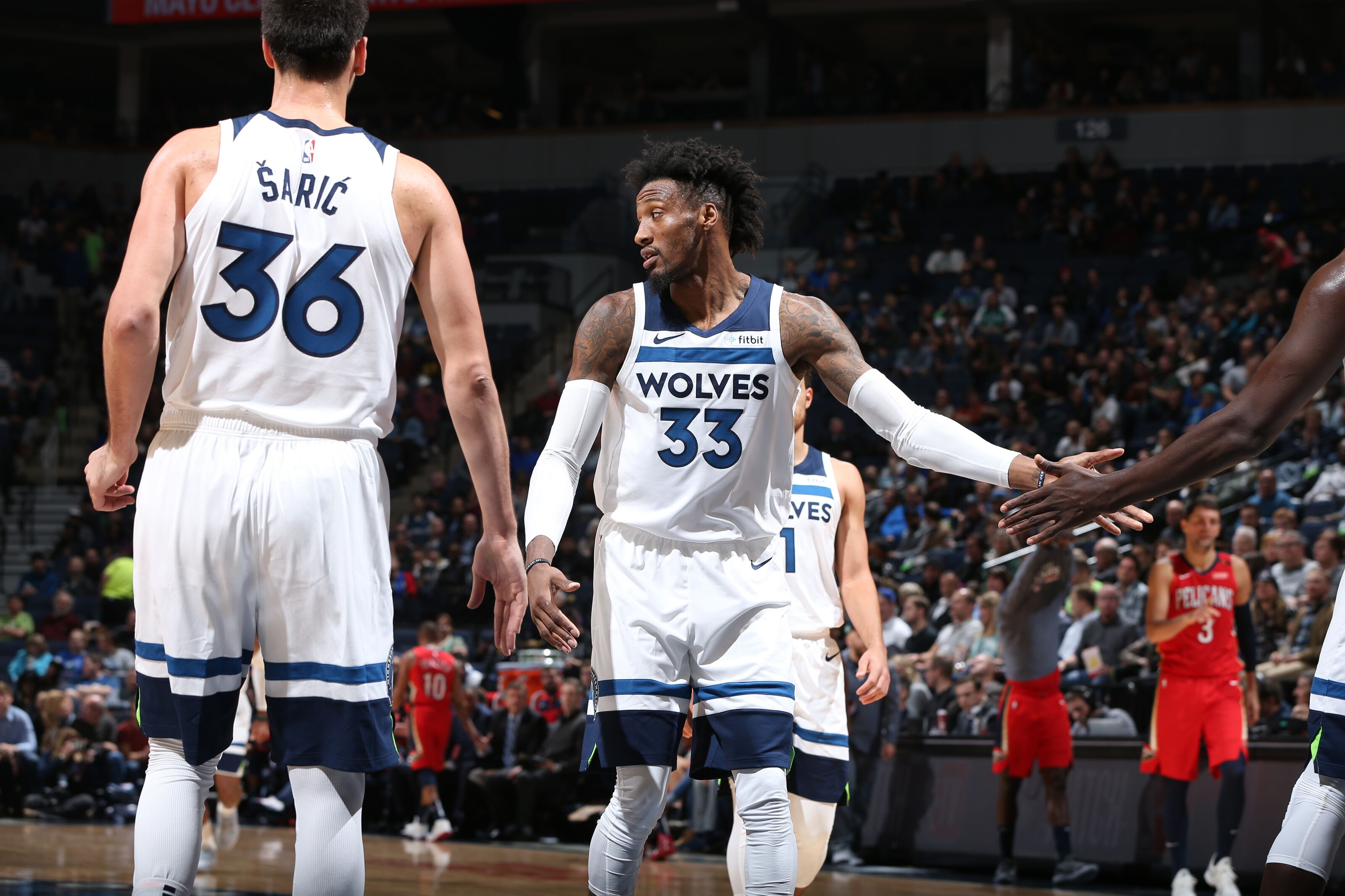 7d0179ec922 Minnesota Timberwolves  A win over the Pelicans in debut for new Wolves