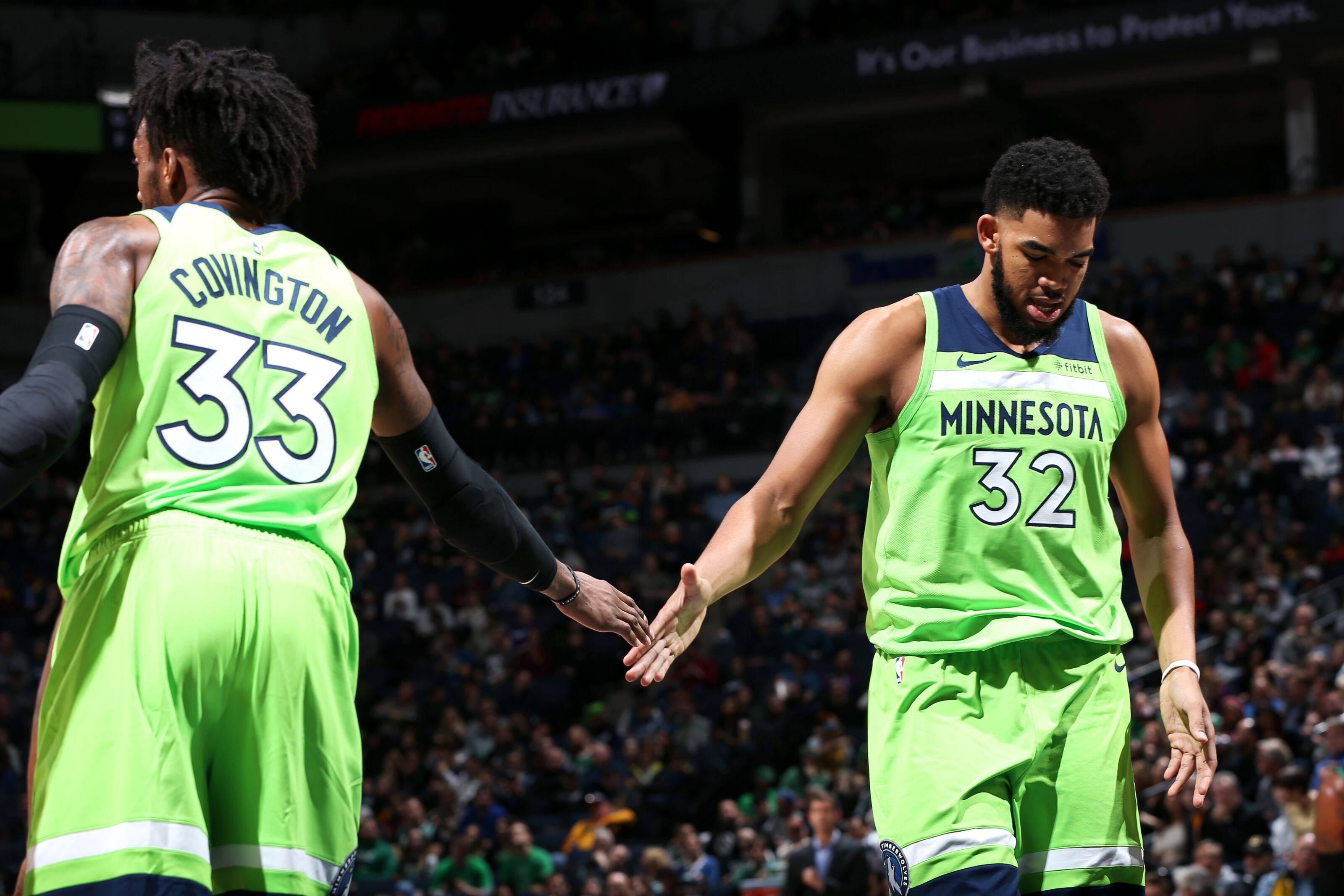 What does perfect realistic season look like in 2019-20 for the Minnesota Timberwolves?