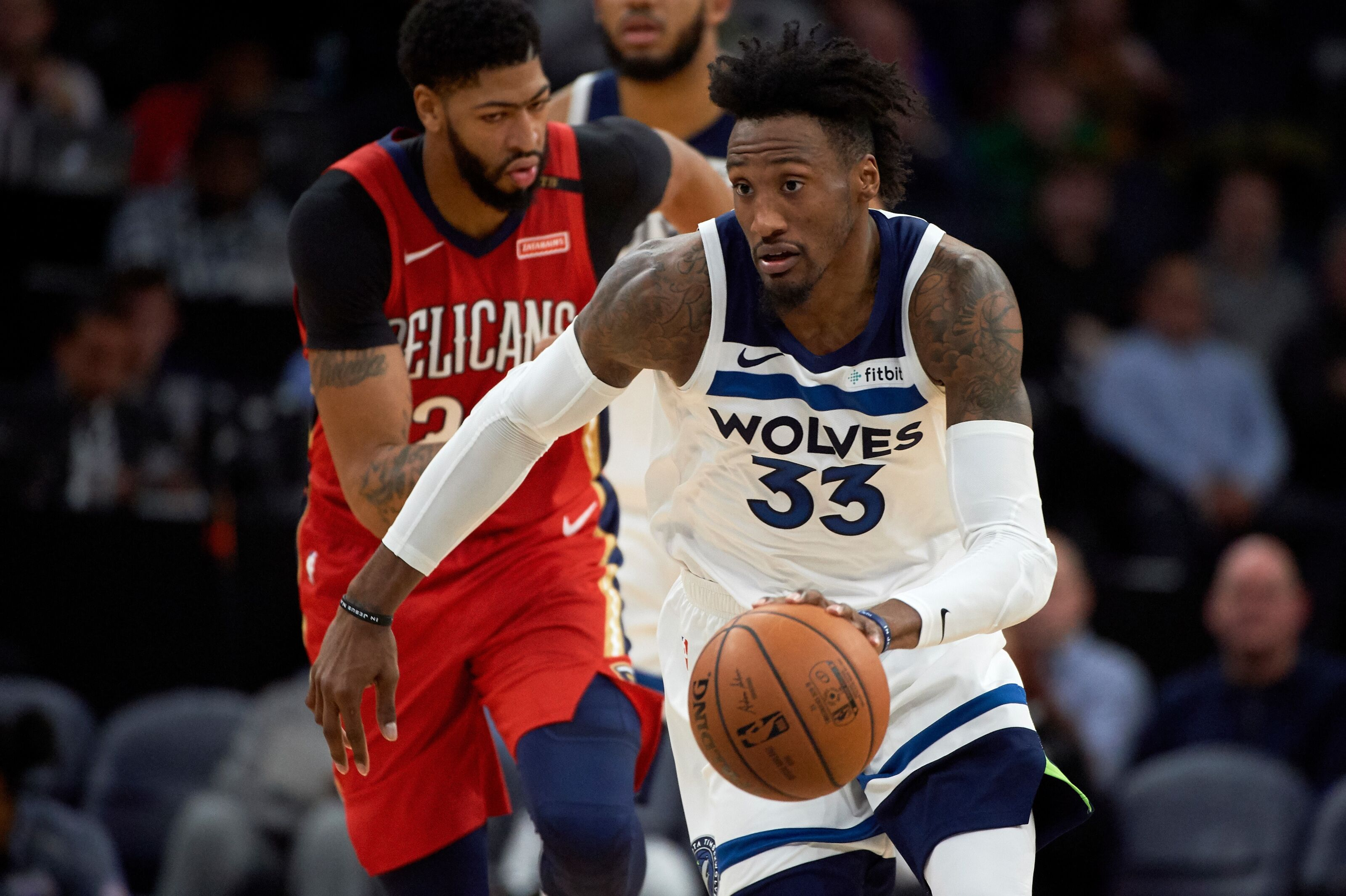 Minnesota Timberwolves  3 takeaways from Saric and Covington s debut e559f2cf6