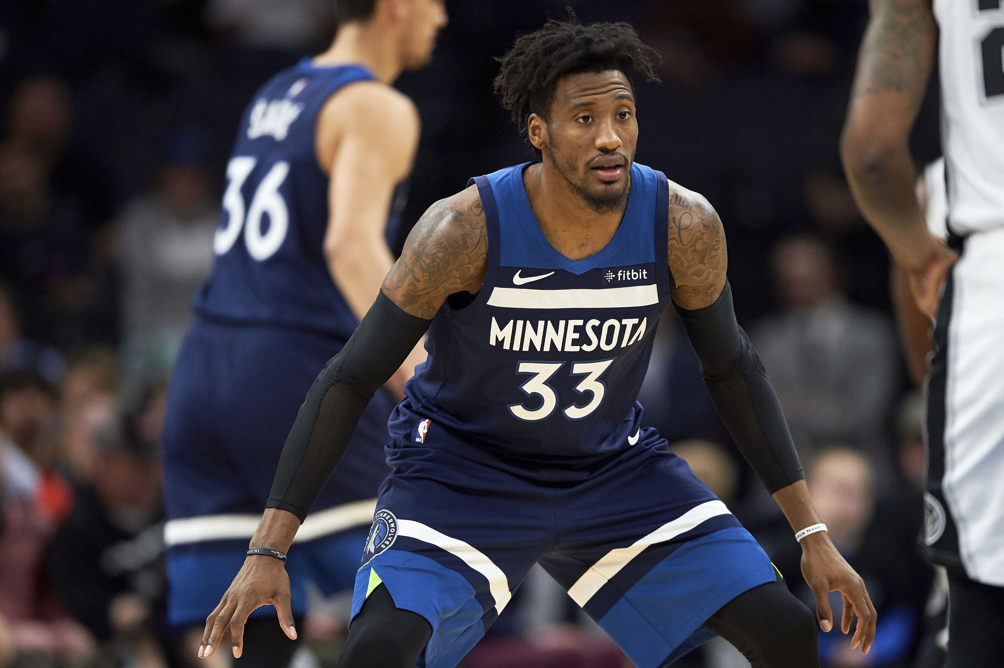 Minnesota Timberwolves: Robert Covington can win DPOY