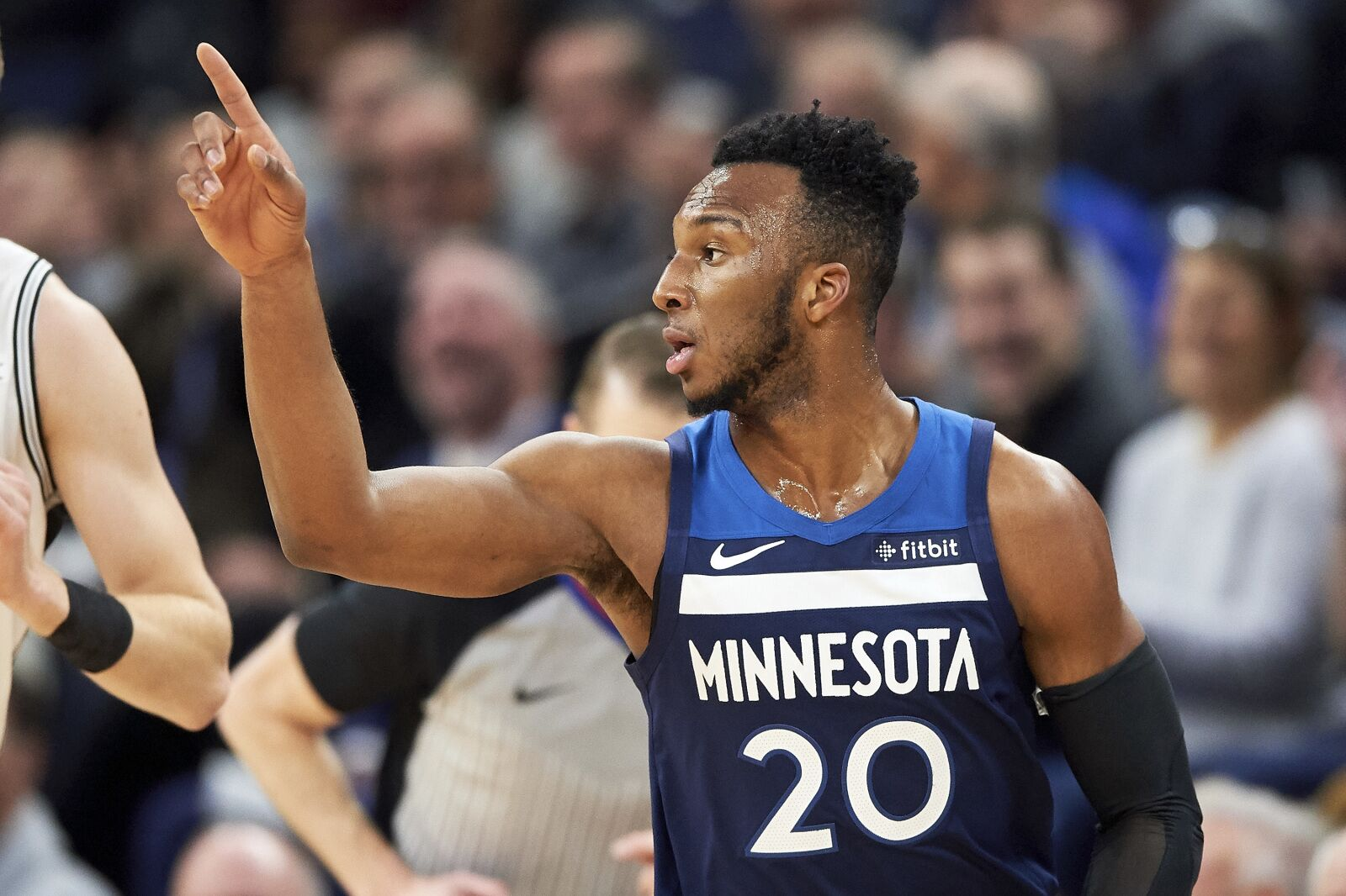 Minnesota Timberwolves  5 things to be thankful for this Christmas 65ca6e85f