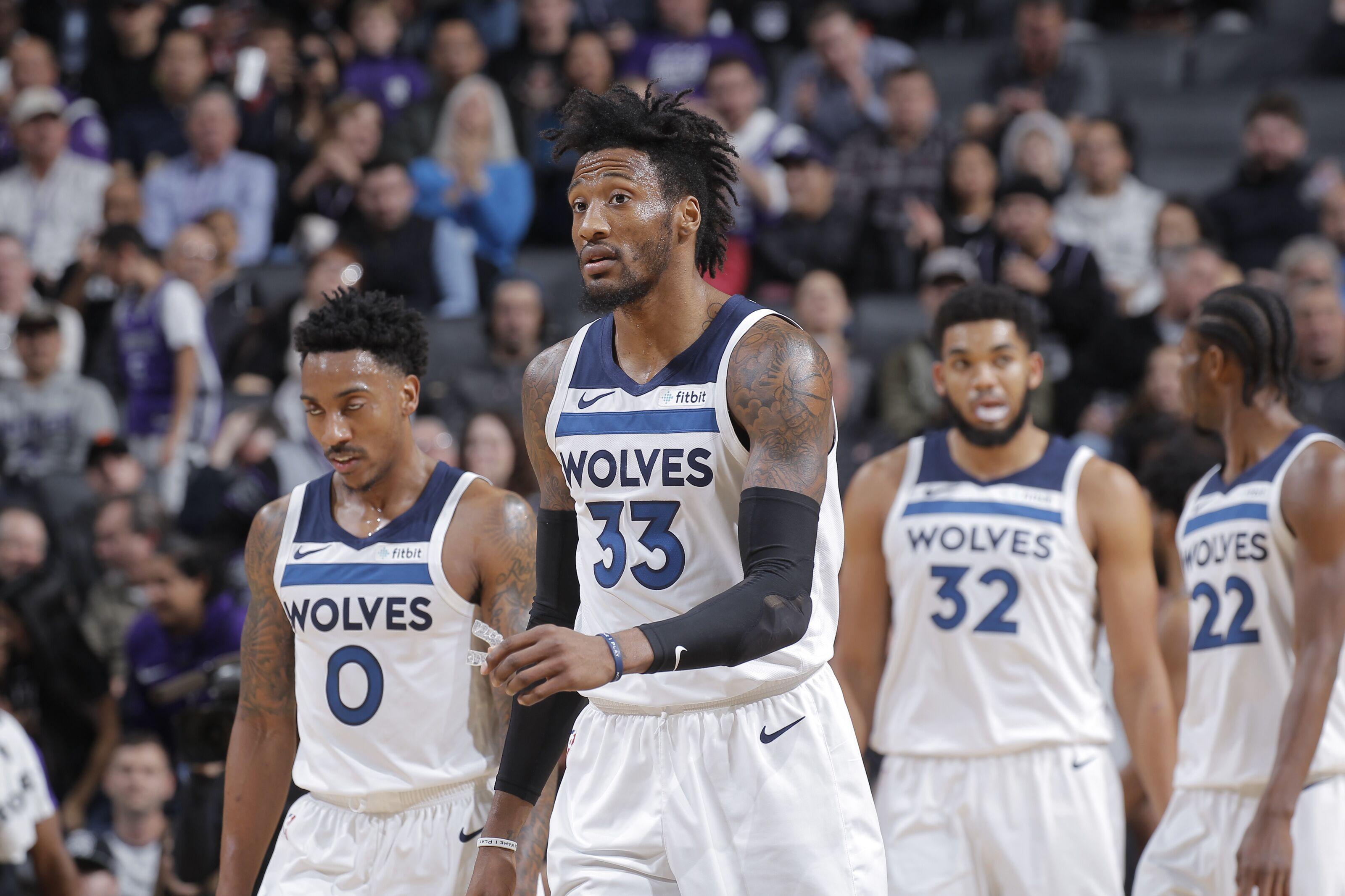 f82271f39bd5 Minnesota Timberwolves  How Covington s return impacts Wolves  rotation