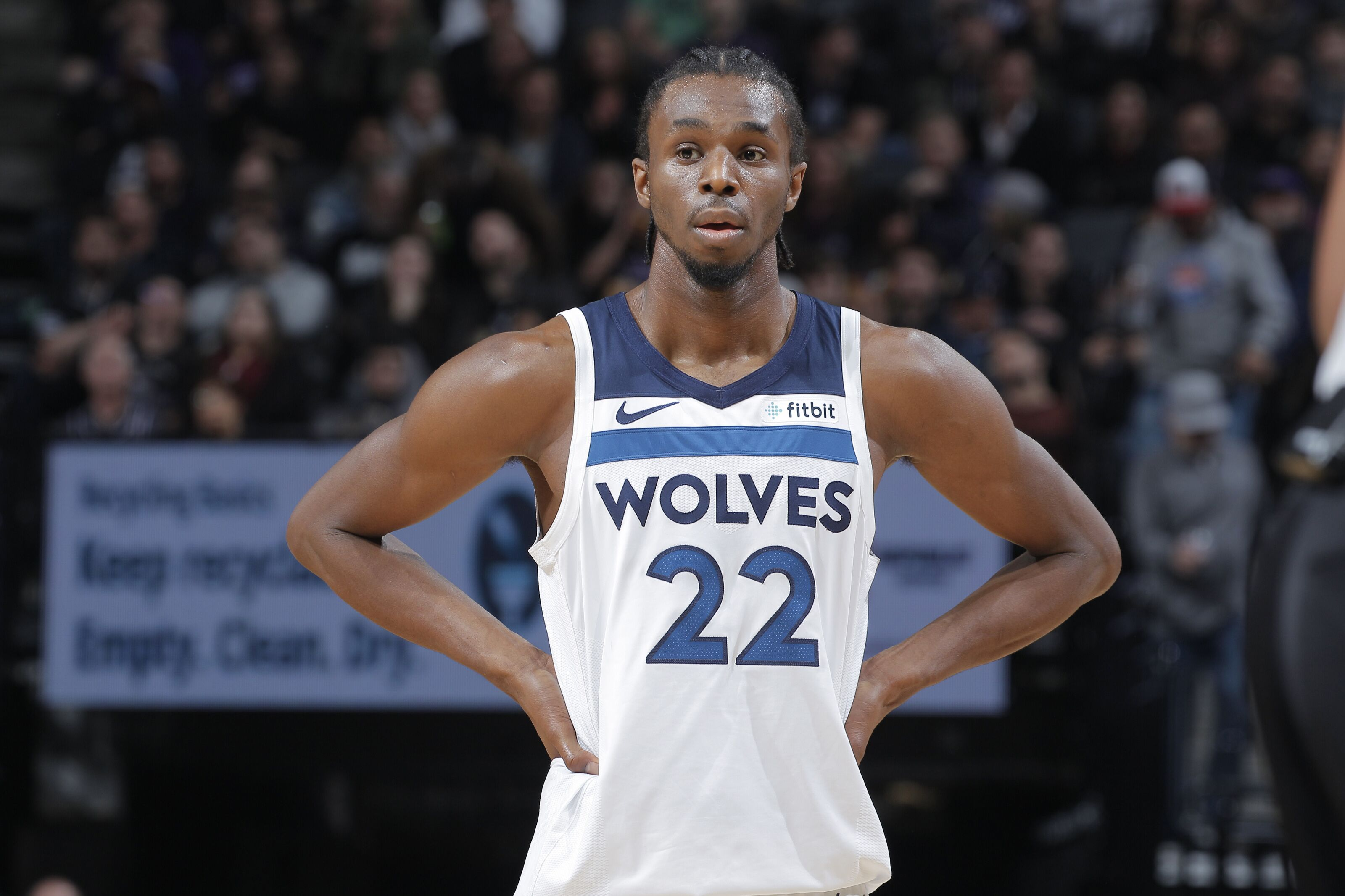 Minnesota Timberwolves  Andrew Wiggins continues to disappoint 1b0fcbdc7
