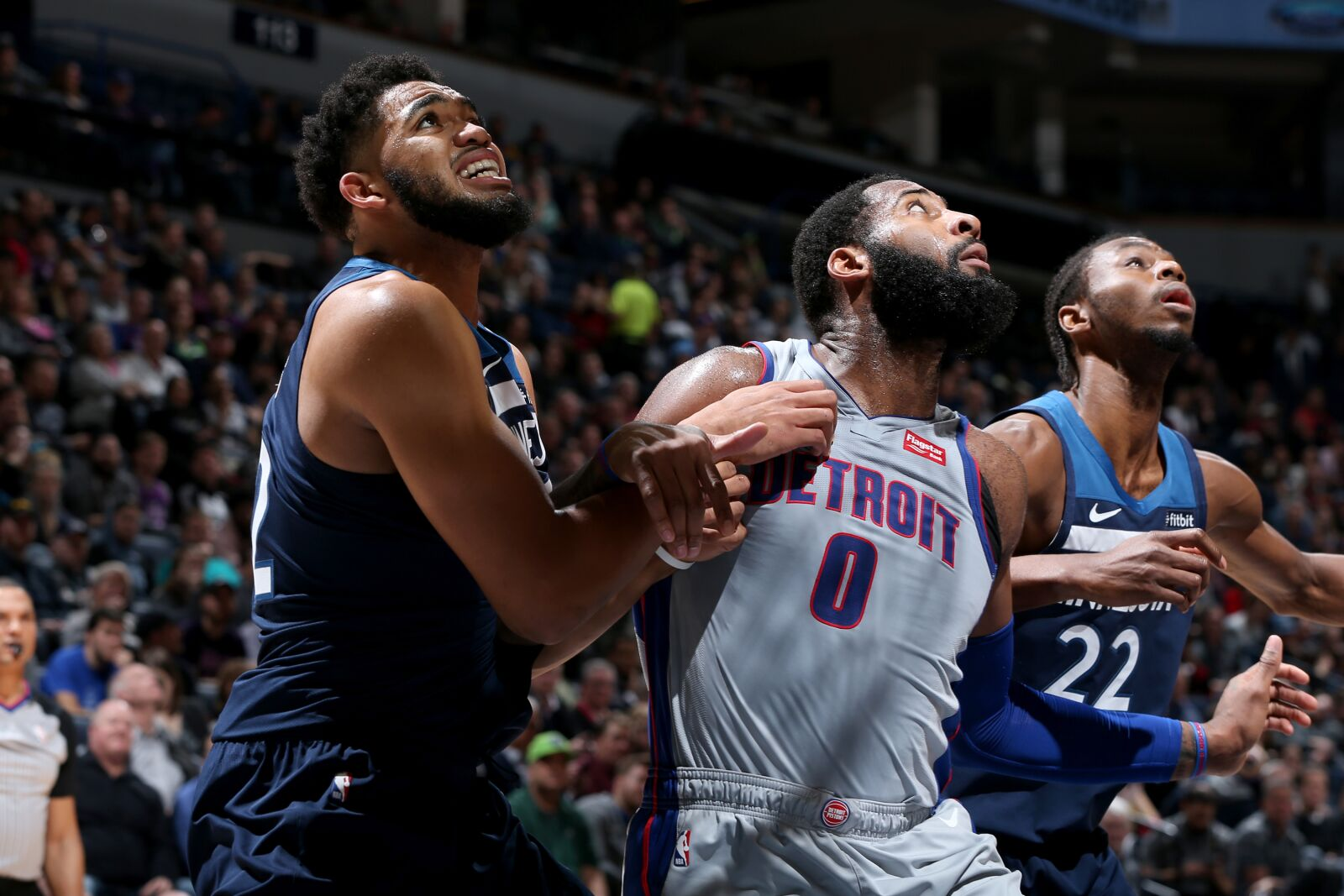 e92059295964 Minnesota Timberwolves  Takeaways from Wolves loss to Pistons