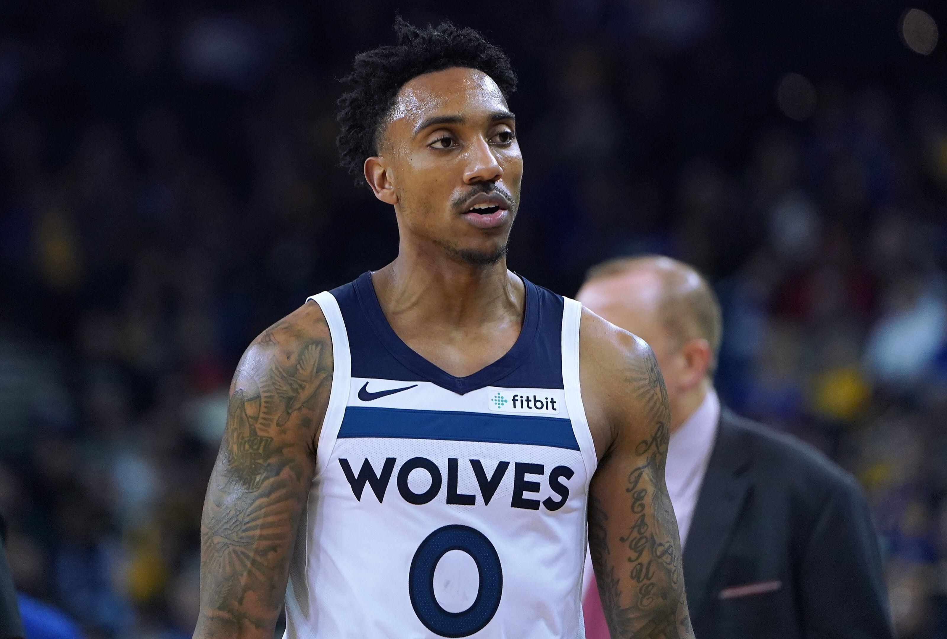 e9e9a3d0410 Minnesota Timberwolves  3 Jeff Teague trades to jump-start the Wolves
