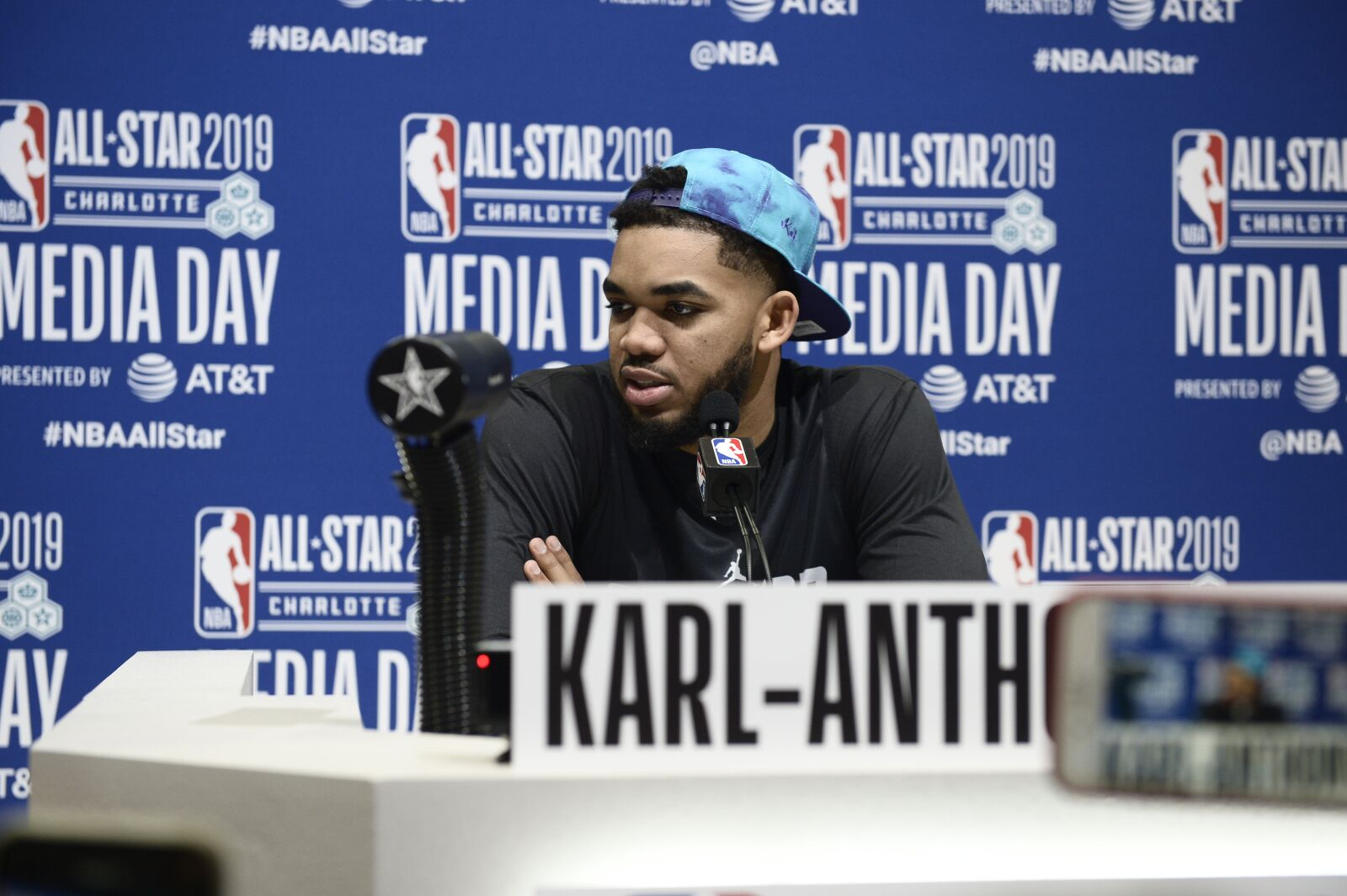 Minnesota Timberwolves: All-Star Sunday, starring Karl-Anthony Towns